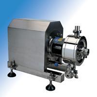 卫生级管线式高剪切乳化机