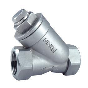 Y型泵用管道过滤器