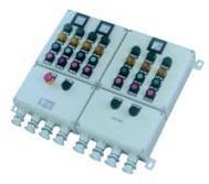 KX-39系列防爆电器控制箱(ⅡB、ⅡC)