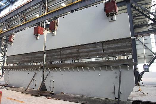 WE67K-1000-7000(DA56)双联动折弯机