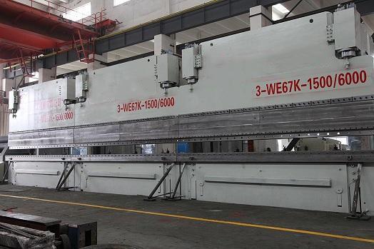 3-WE67K-500-6000(DA56)三联动板料折弯机
