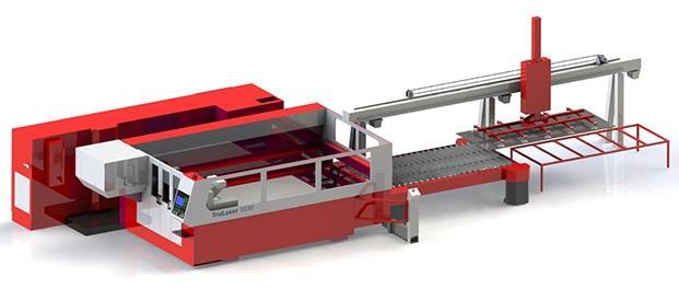 ZKS-AL系列自动上下料机械手