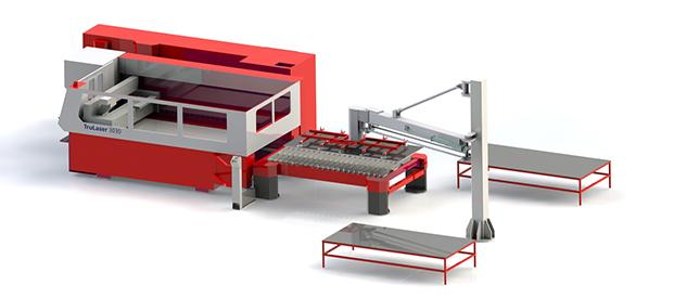 ZKS-BL系列自动上下料机械手